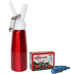 1/2 liter whip cream dispenser