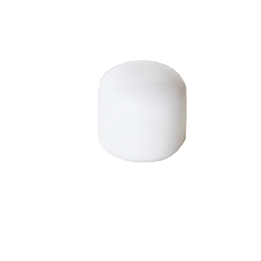 protective plastic cap