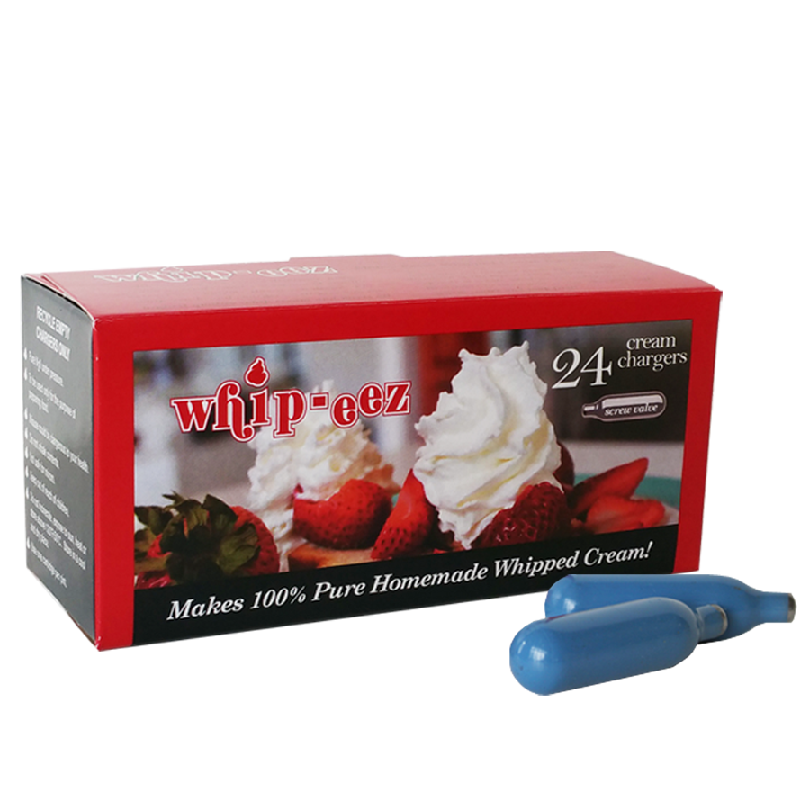 100 Count Best Whip N20 Whipped Cream Chargers